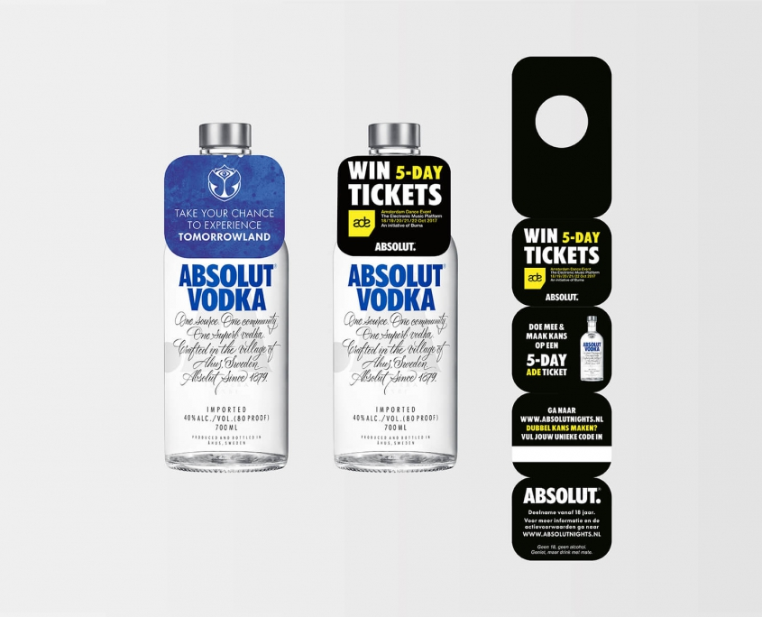 Studio Baat Asbolut Vodka