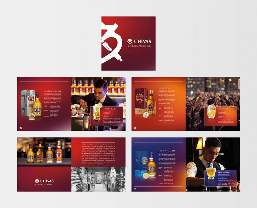Studio Baat - Chivas image brochure