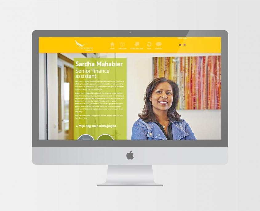 Studio Baat - ForeverDirect site