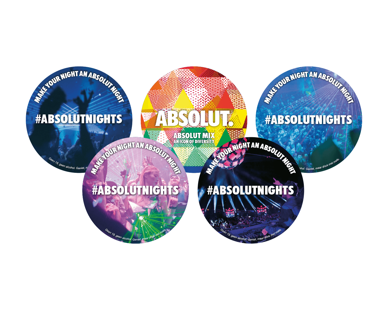 Studio Baat Absolut Vodka